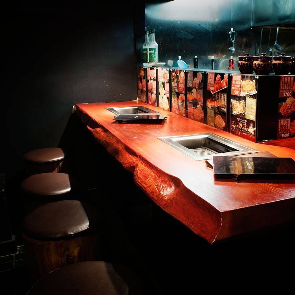 赤煉瓦 別館 カウンター席